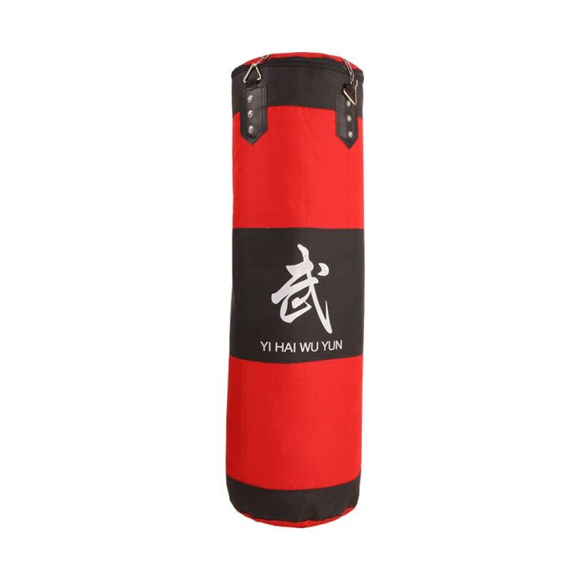 60 см/80 см/100 см/120 см Подвеска из ткани Оксфорд боксерская пробивая сумка боксер тренировочный мешок с песком высококачественный полый мешок ...