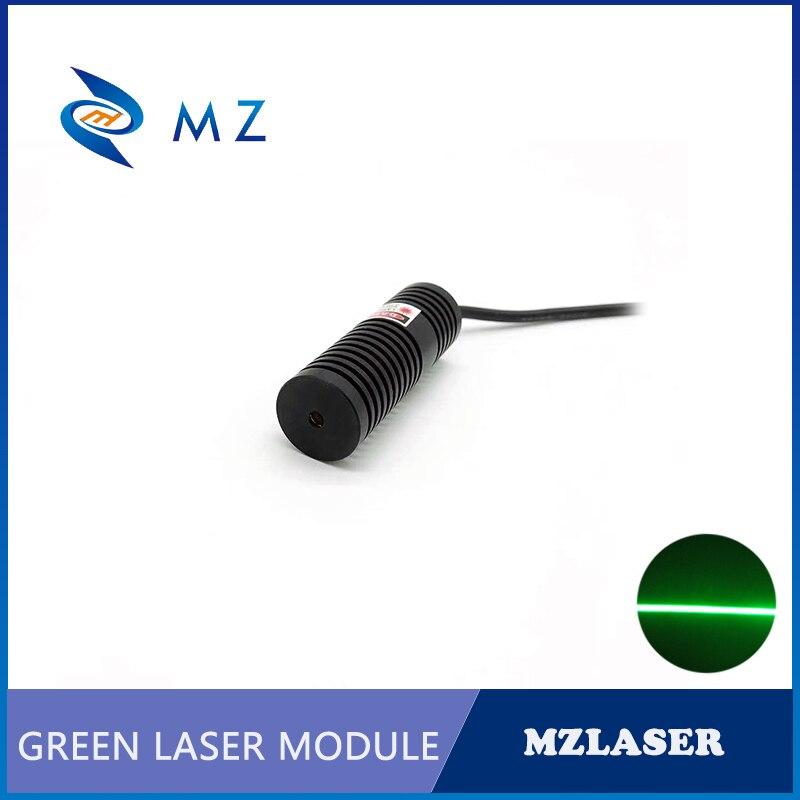 520nm 120mw 100mw 80mw 50mw 110deg مع رقيقة شعاع الأخضر خط ليزر وحدة ل غرفة الهروب/متاهة الدعائم/بار الرقص مصباح