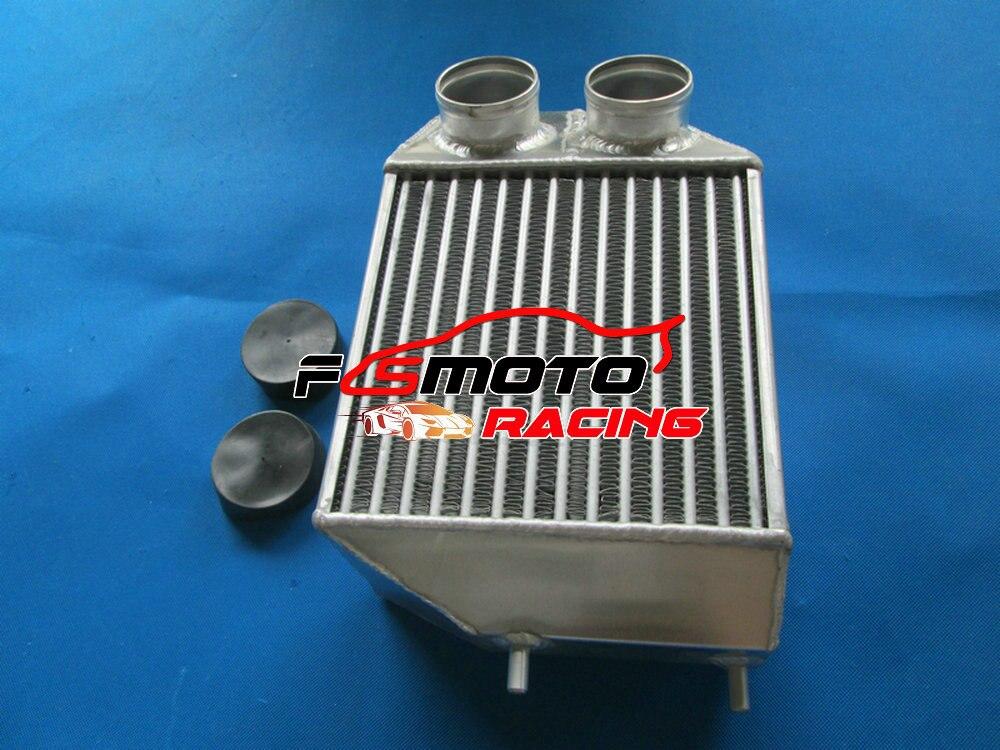 """5 """"lado de montaje de aluminio de Intercooler para Renault 5 R5 GT 9/11/19 1.4L Turbo Super Capacidad R5-BC40 1981-1991 radiador de aleación"""