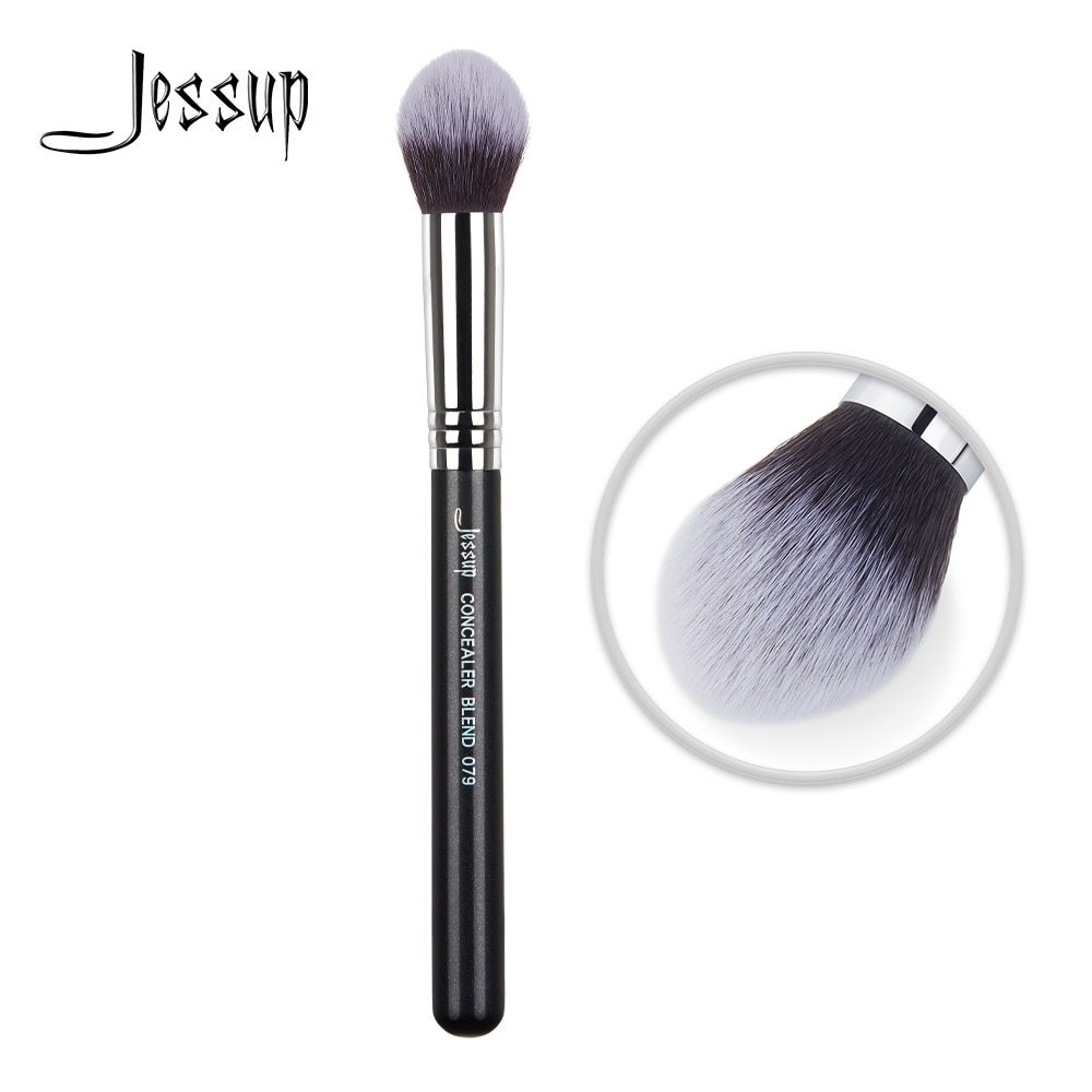 AliExpress - Jessup brush Makeup brush beauty tool Cosmetic Blending Concealer Tapered 079