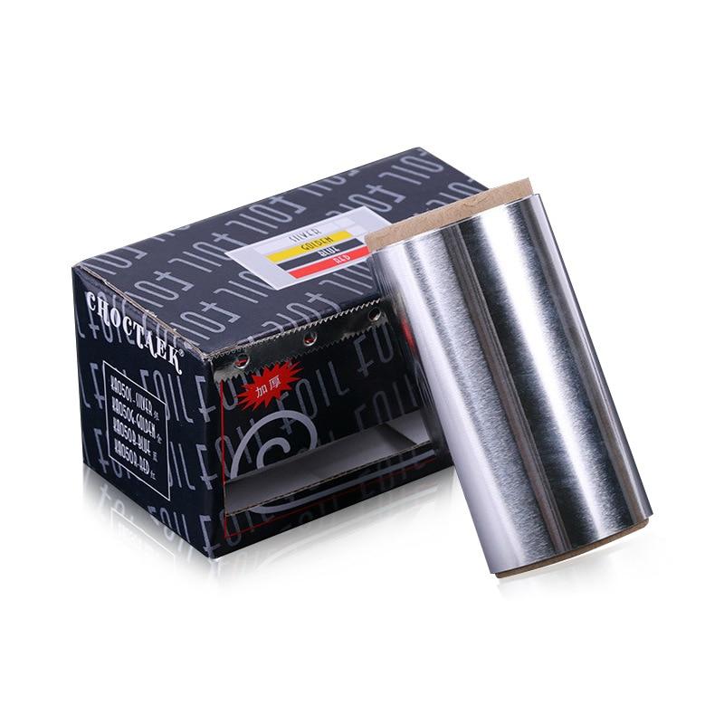 1 Box Nail Art Thickening Tin Foil Phototherapy Crystal Nail Nail Removal Tin Foil Removal Nail Polish Special Nail Art Supplies