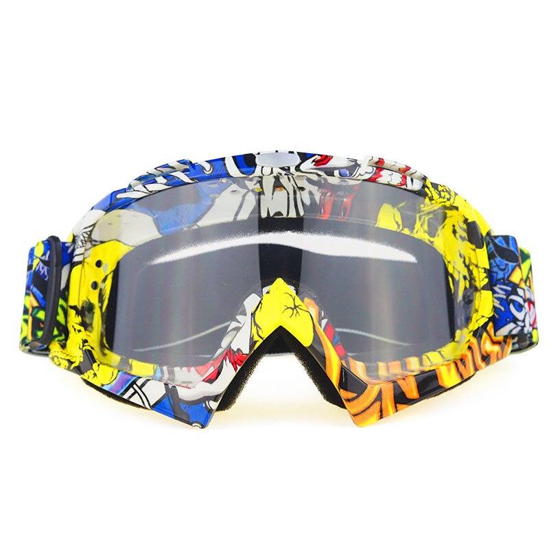 Motorcycle Goggles ATV Off-Road Helmet Ski Casque Glasses Eyewear Snowboard Racing Moto Bike Sunglasses Motorbike