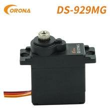 Corona DS929MG 10kg 0.2sec 58g Digital Metal Gear Mini Servo for Hobby Robotics Education Industrial