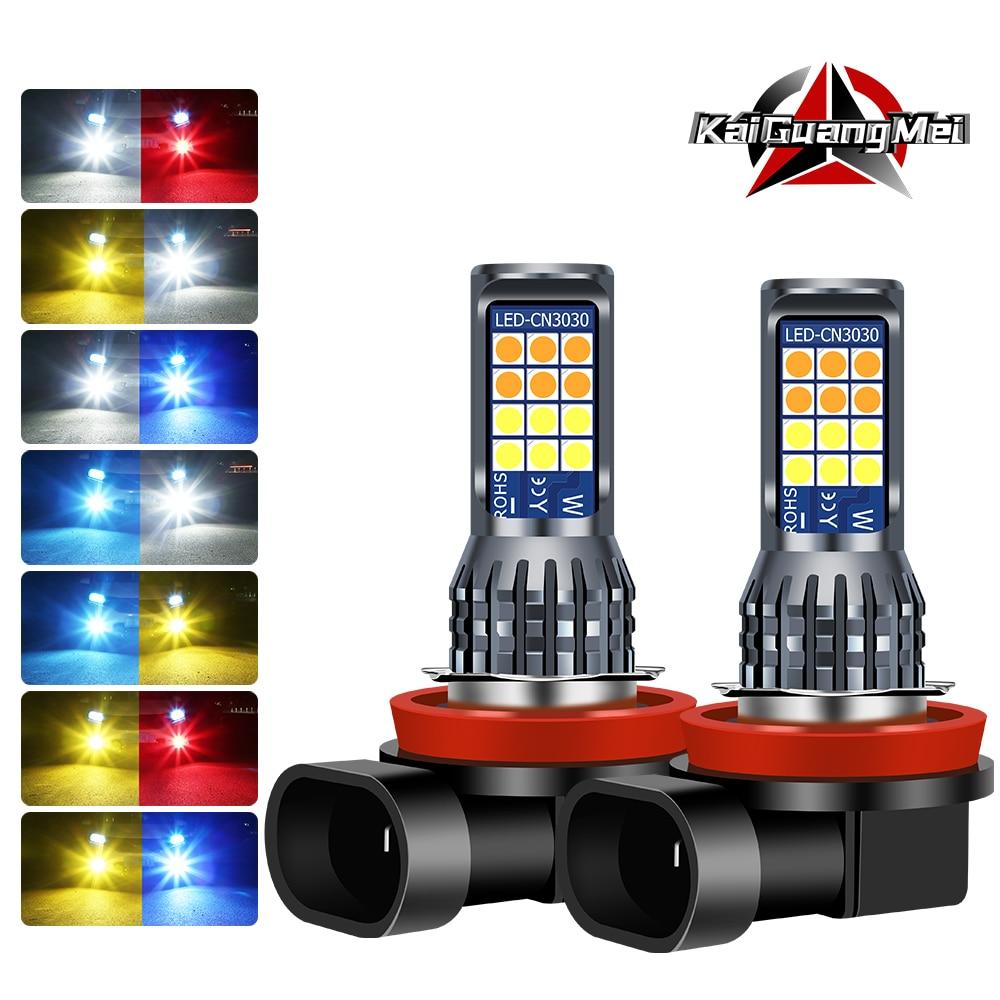 headlight format nb11 22 front 1 led domestic led 2400 mah ip65 2Pcs H8 H11 H16 LED Bulbs Led 9005 9006 3030 24 SMD Auto Front Fog Lamp Led Headlight Bulbs H3 H4 H7 Car LED Fog Light DC 12V