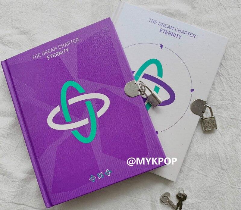 mykpop 100 original oficial colecao de fas do kpop sa20061401 entendido cd da eternidade