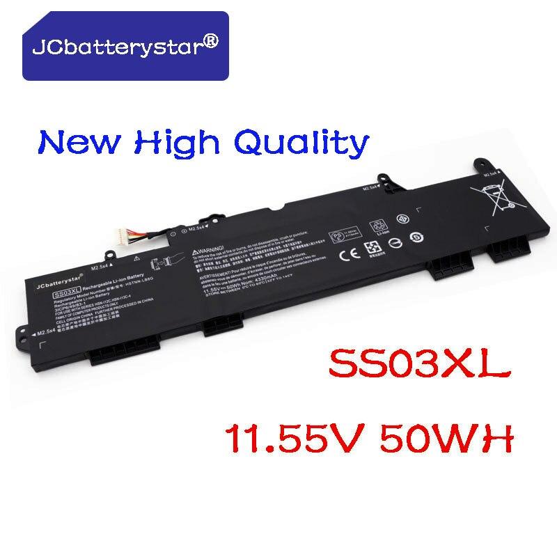 JC 11.55V 50Wh جديد الأصلي SS03XL بطارية لجهاز HP بي EliteBook 730 735 740 745 830 840 846 ZBOOK14U G5 HSTNN-LB8G