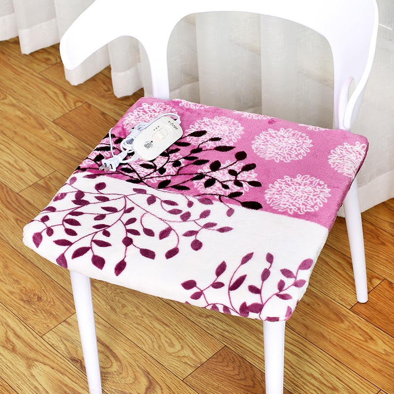 Small Office Electric Heating Pad Removable and Washable Heating Pads Cosy Warm Heated Mat Mata Grzewcza Heating Pad DJ60TD enlarge