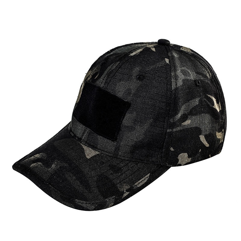 Camouflage Military Tactical Hat Baseball Caps US Army Men Camo Browning Snapback Hat Summer Outdoor Sports Hunting Fishing Hats