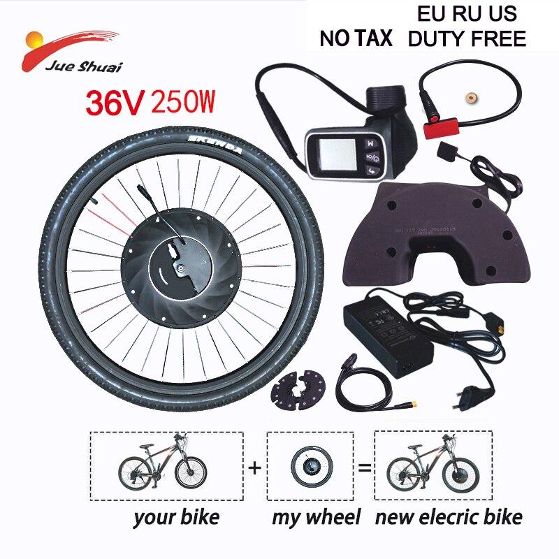 IMotor 36V250W de cubo de rueda de motor sin escobillas de motor...