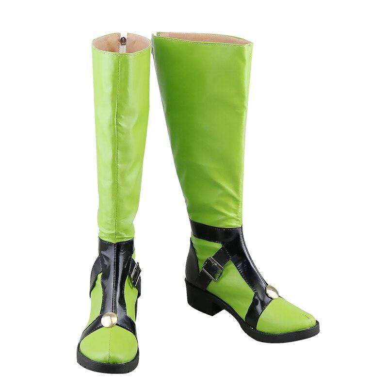 أزياء تنكرية من الرسوم المتحركة للجنسين ، أحذية مخصصة ، أزياء تنكرية ، جيدو ميستا