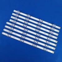 8 pcsset led backlight strip bar for lg lc420due 42lb3910 42lf620v innotek drt 3 0 42 inch a b 6916l 1709a 6916l 1710a