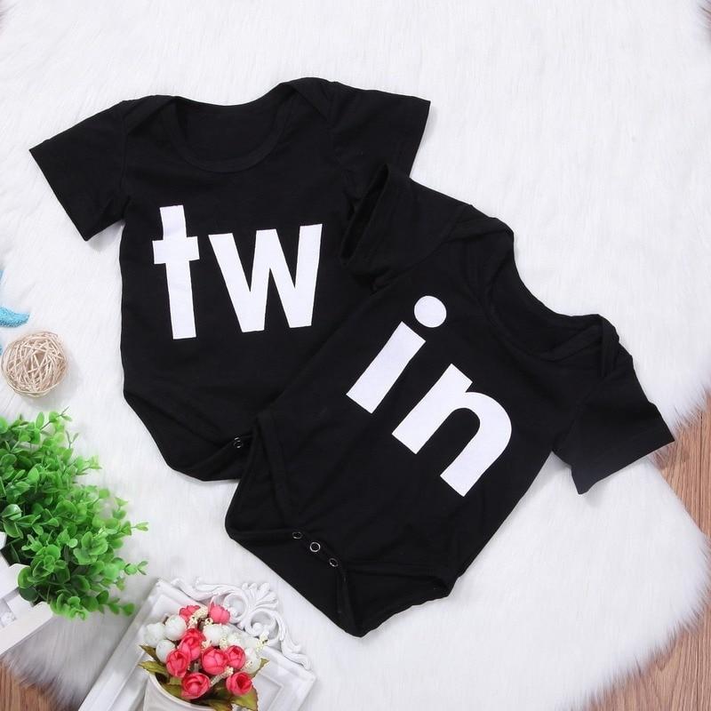 Комбинезоны для родителей и детей, комбинезоны для новорожденных с буквенным принтом, летняя одежда для маленьких девочек и мальчиков, боди