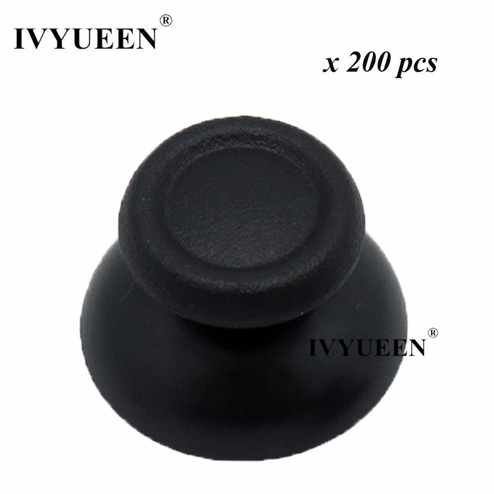 IVYUEEN-عصا إبهام تناظرية لوحدة تحكم Play Station 4 PS4 Pro ، ملحقات وحدة تحكم Dualshock 4 ، 200 قطعة