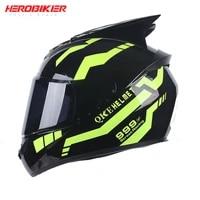 herobiker motorcycle helmet flip up motorcycle helmet men women motocross full face helmets casco moto helmets motorcycle