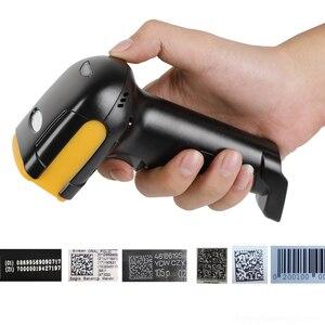 Проводной 1d 2d сканер штрих-кодов Сканер изображение Qr матрицы данных штрих-кода пистолет Портативный ручной мобильный телефон компьютер Экран сканирования