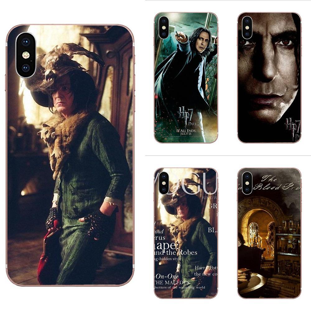Lustige Severus Snape Top-bewertet Neue Für Samsung Galaxy A51 A71 A81 A90 5G A91 A01 S11 S11E s20 Plus Ultra