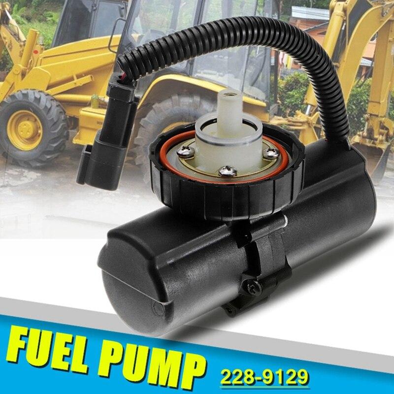 Топливный насос 228-9129 2289129 для экскаваторы-414E 416D 416E 420D 420E 422E Экскаватора Запасные Запчасти