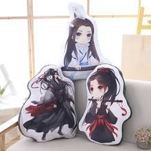 Oreiller personnage de dessin animé   Nouveau, 50cm, Dao Zu Shi, dessin animé, Wei Wuxian LanWangji, traversin de poupée