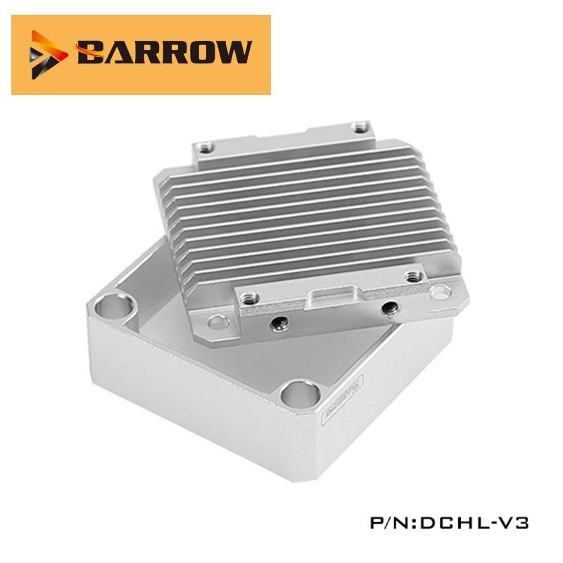 Barrow water cooling kit DCHL-V3, DDC Aluminium Alloy Radiator Kits, Heat Sink Dedicated Conversion, For DDC 3.2 Pump