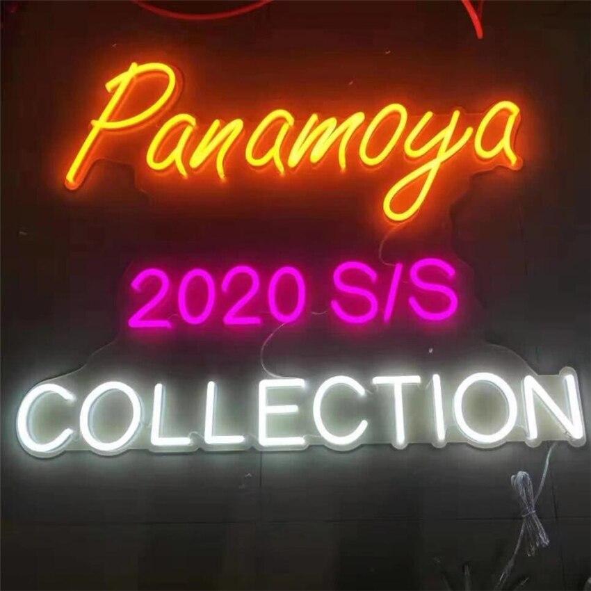 لافتات نيون مخصصة ، حروف مضيئة ، علامات واجهة المتجر ، أحدث مصابيح LED نيون ، علامات الكلمات