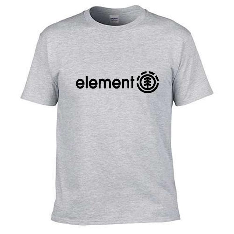 """¡Novedad de 2018! Camiseta para hombre con diseño de """"elemento sorpresa"""", tabla periódica, empollón, ciencia, más tamaño y colores"""