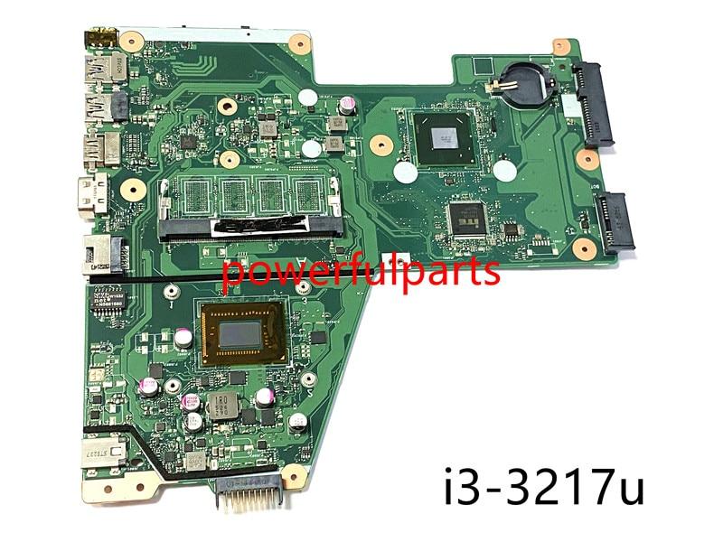 Get 100% new for asus x451ca motherboard rev.2.1 i3-3217u on-board 90NB0330 tested ok