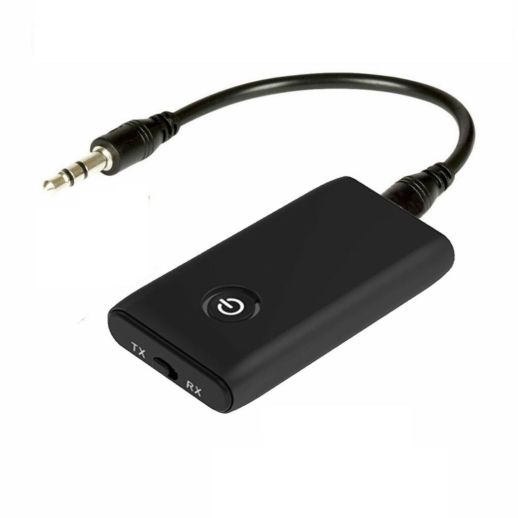 3 Pieces Bluetooth-compatible 5.0 Transmitter Receiver TV PC Car Speaker 3.5mm AUX Hifi Music Audio Adapter/Headphones Car enlarge