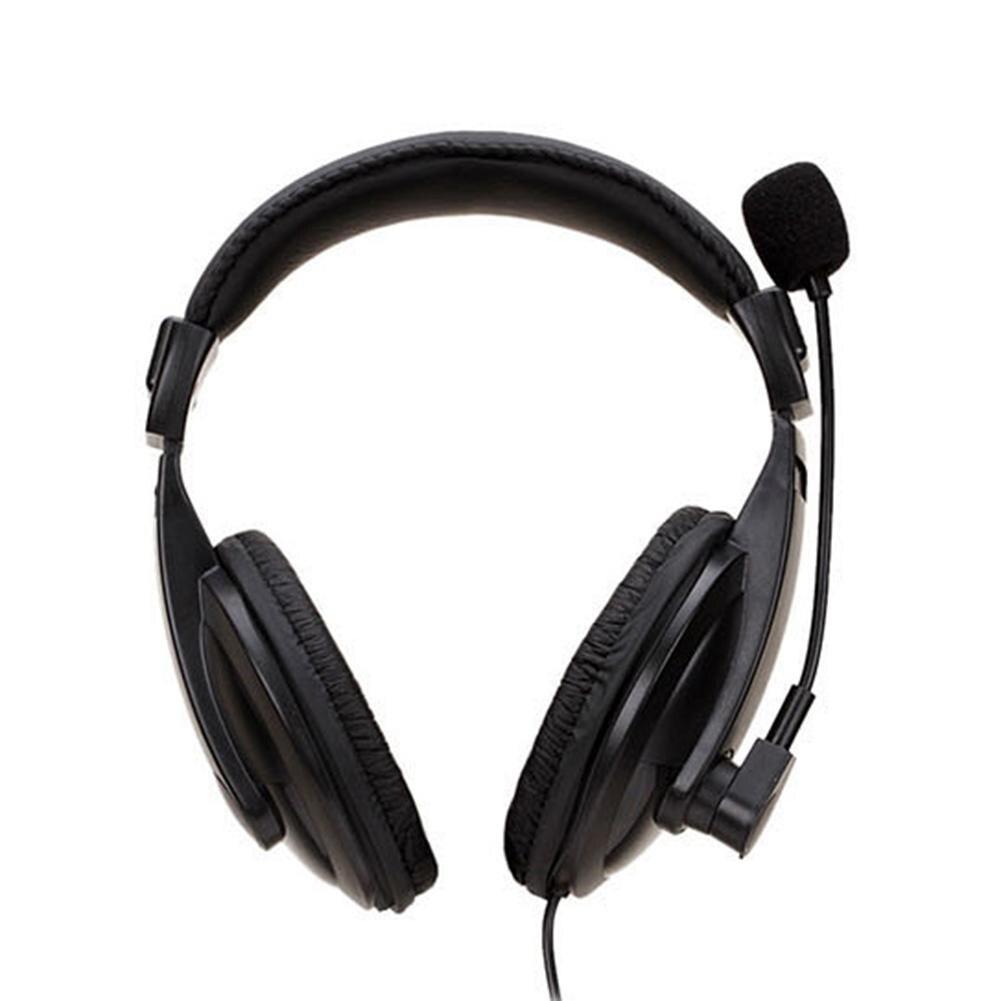 Soyto SY750MV sur-oreille stéréo Microphone Audio casque de jeu casque filaire pour jeu vidéo