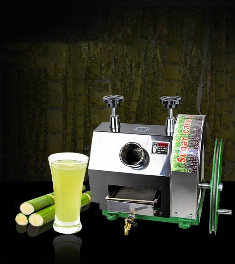 Jamielin Manual de Cana Juicer Extrator De Suco De Cana de Açúcar Comercial Extrator De Suco Máquina Espremedor de cana triturador