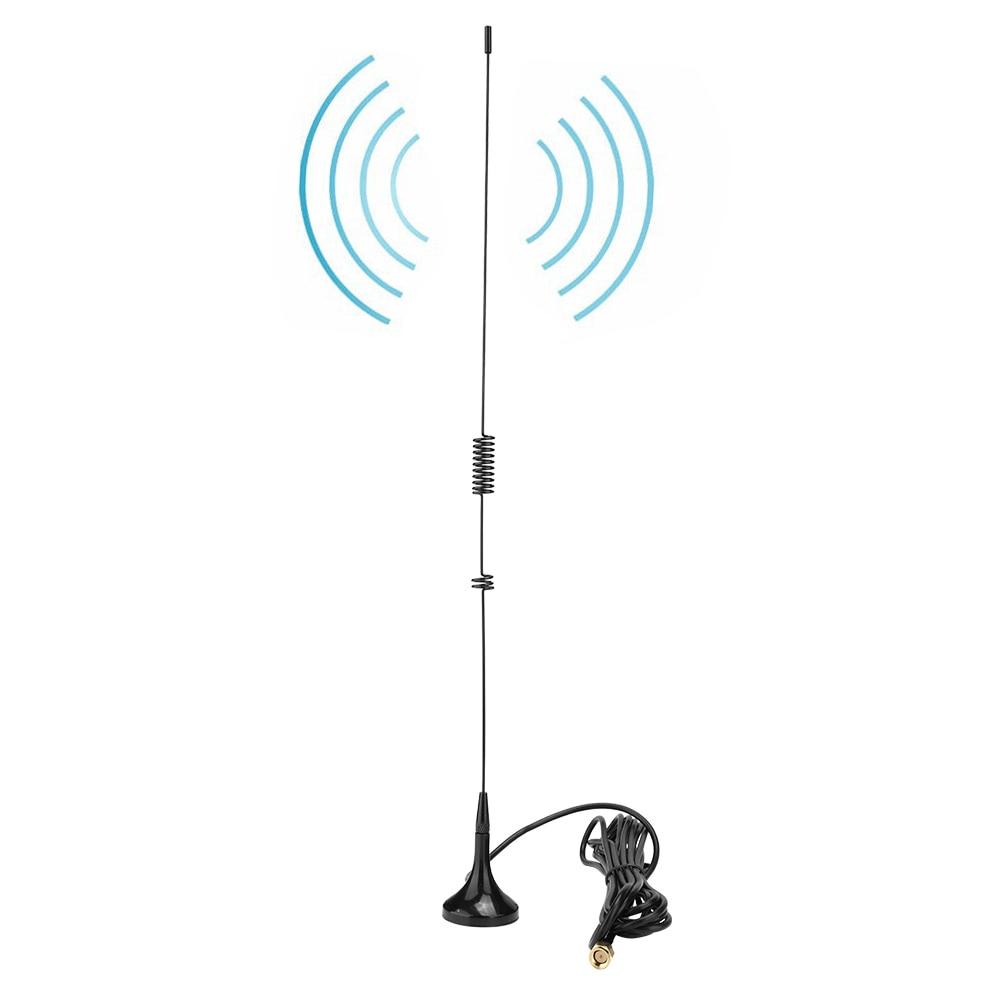 sma dupla banda radio vhf uhf sma antena movel magnetica ut 106uv para yaesu vx 2r