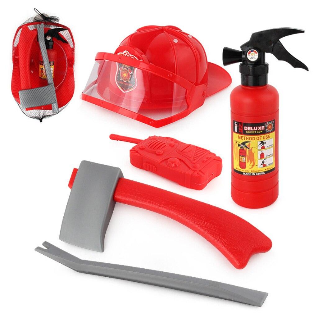 Детский костюм пожарного Сэма для девочек и мальчиков, вечерние костюмы, забавная Регулируемая шапка