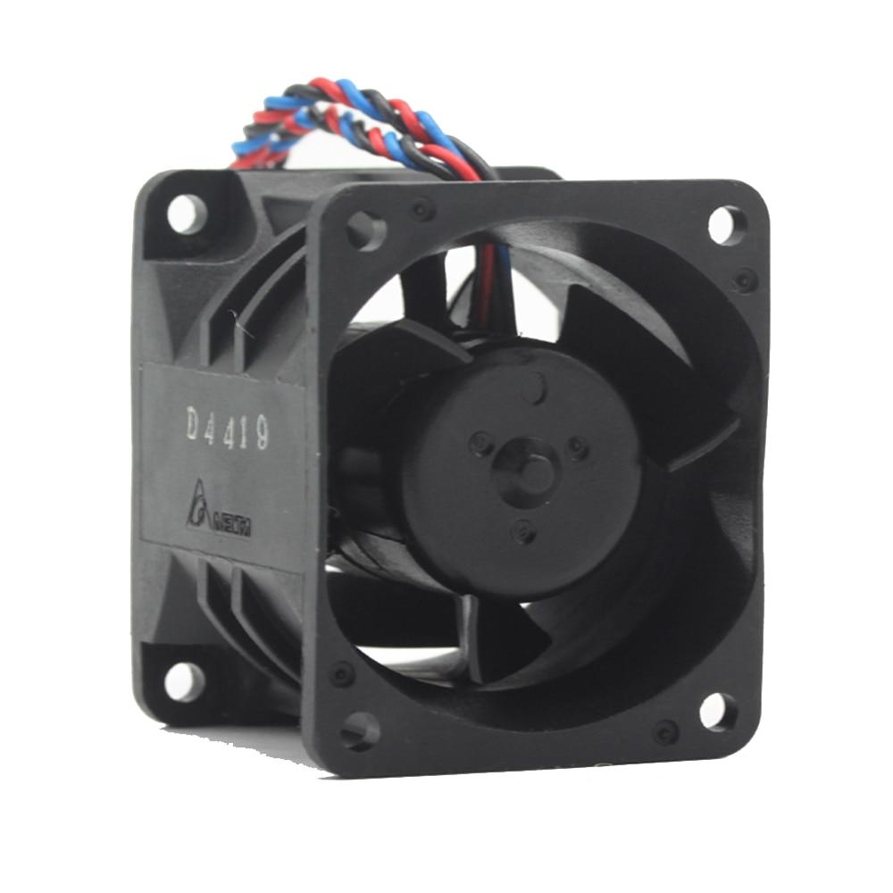2 шт., кулеры для сервера PE1750 P1185, GFB0412SHE l PE1750, 8x71, 10000/9600 об/мин