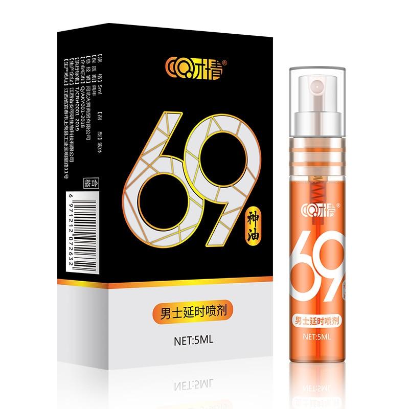 Спрей для наружного применения от преждевременной эякуляции, пролонгирование полового акта на 60 минут, 5 мл недорого