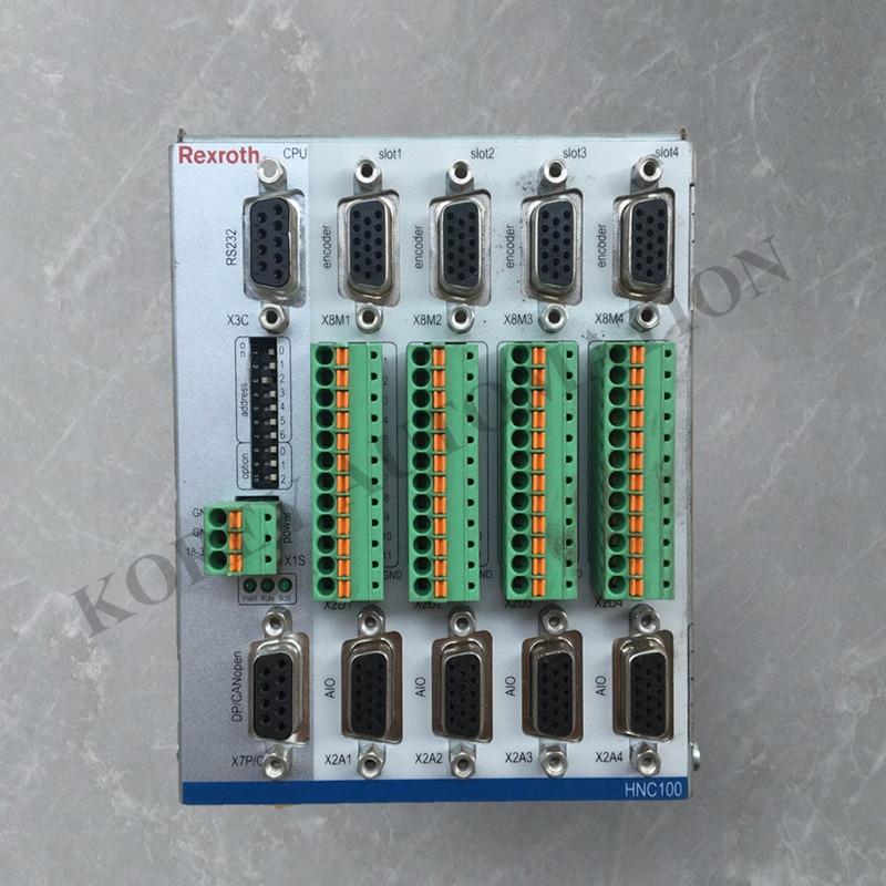 Bom na Condição Rexroth Servo Valor Controlador Vt-hnc100-4-30 – P-i-00 000 Usado Hnc100