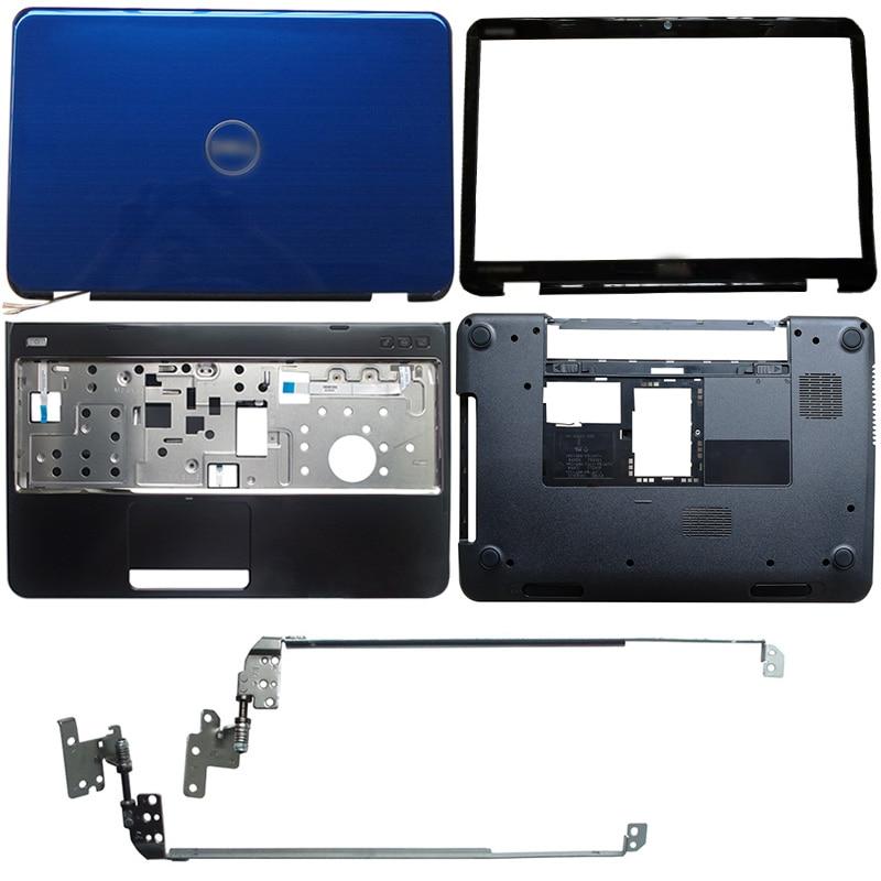 Voor Dell 15R N5110 M5110 M511R Laptop Lcd Back Cover/Front Bezel/Scharnieren/Palmrest/Bottom Case 00KXW3 39D 00ZD A00 Laptoptassen & Koffers    -