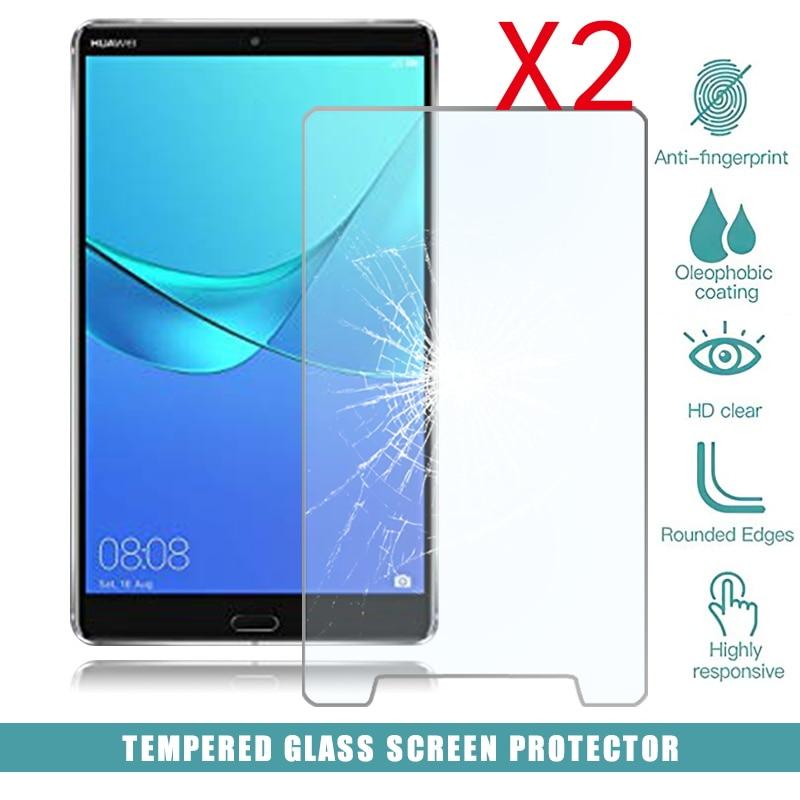 Protector de pantalla de vidrio templado para tableta, 2 unidades, para Huawei...