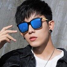 2021 Square Sunglasses Men Women Sexy Vintage Famous Brand Designer Fashion Driving  Sun Glasses UV4