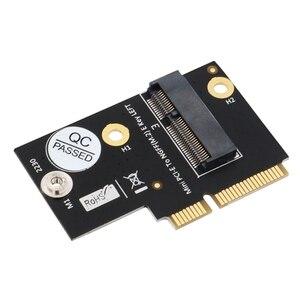 Адаптер M.2 NGFF Key E-полуразмерный Mini PCI-E для WiFi6 AX200 9260