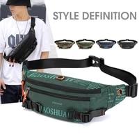 hip hop bum bags new women mens fanny pack street fashion chest crossbody bag sports running waist belt bag cool packs