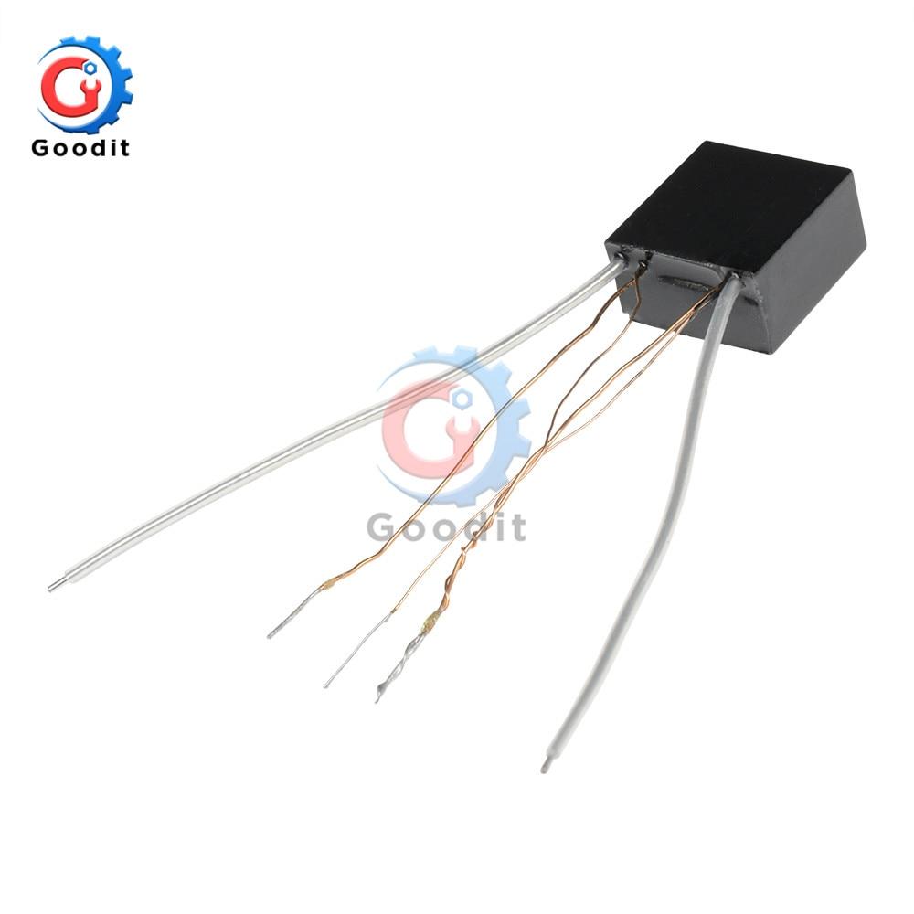 Inversor de encendido por arco de 15kV de alto voltaje, transformador de bobina de refuerzo, accesorios de mechero de encendido por pulsos, 1,4x1,4x0,7 cm