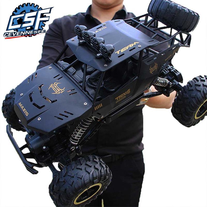 1:12 4WD RC Car Updated Version 2.4G Radio Control RC Car Toys remote control car Trucks Off-Road Tr