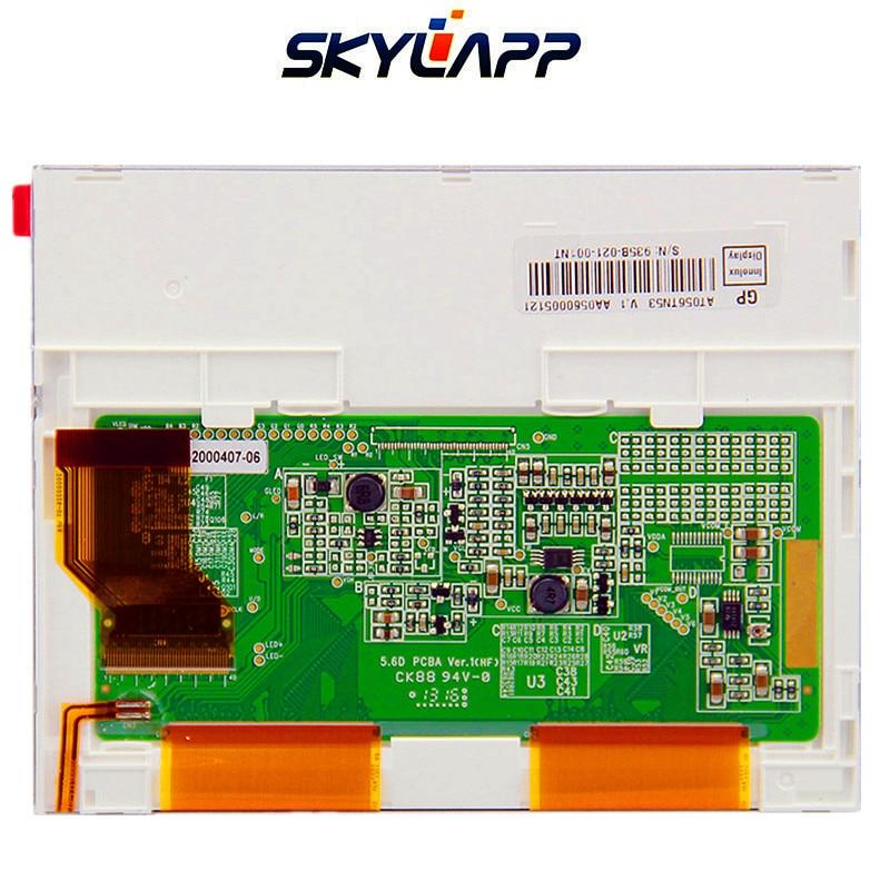 "Original 5.6""inch 40 pins LCD screen For Innolux AT056TN53 V.1 LCD display screen digitizer 640*480 VGA Free shipping"