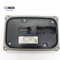 czmod original used a2229000515 headlight led control module 2229000515 for mercedes benz cla w205 w222 w213 gla