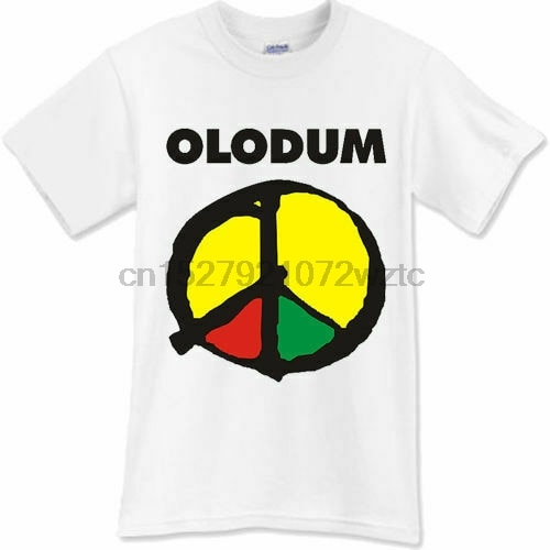 ¡Edición limitada! nuevo Michael Jackson MJ Olodum camiseta blanca Camiseta talla S-2XL