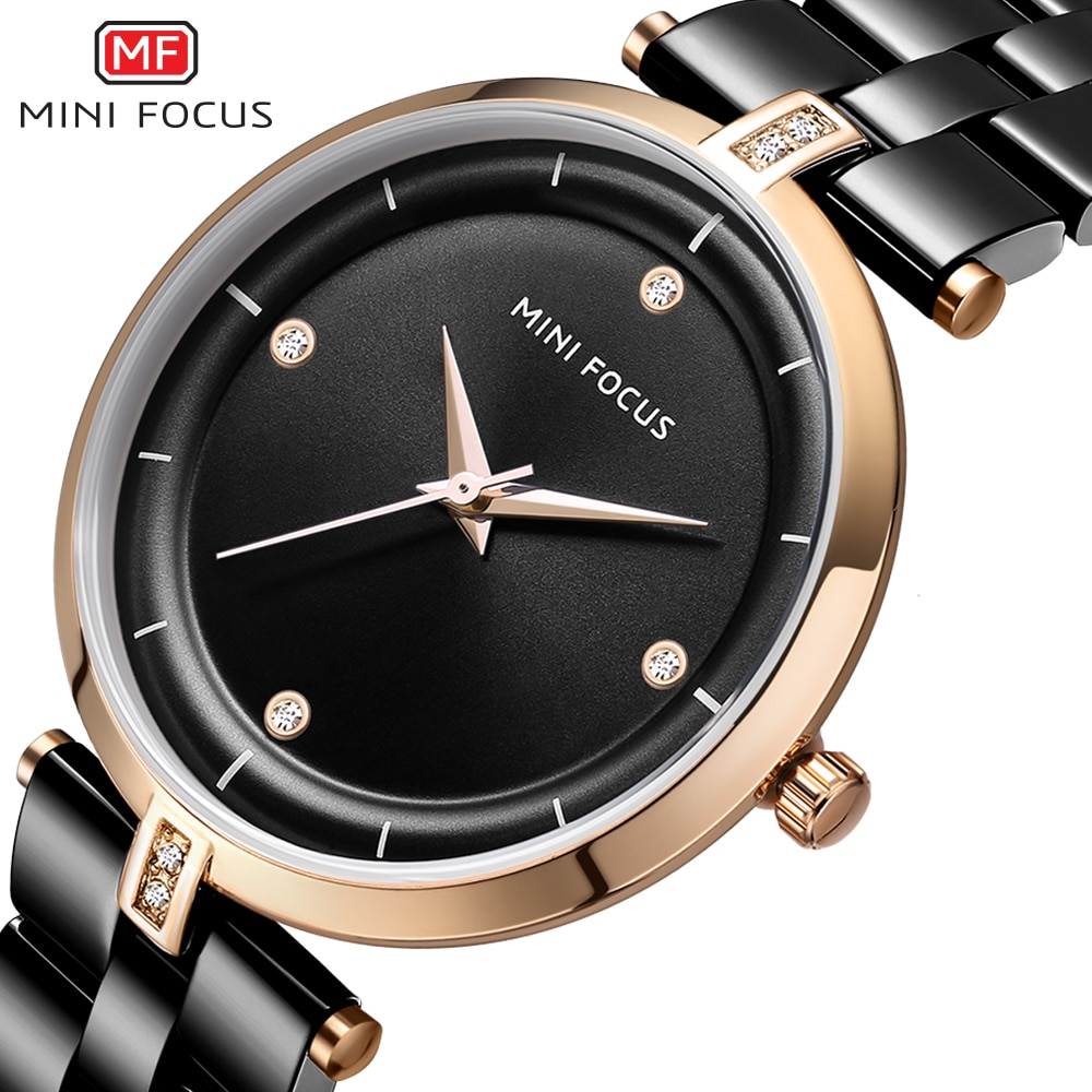 wrist watch women quartz clock brand fashion ulzzang watch blue pink colorful white ladies sport waterproof casual free shiping MINIFOCUS Quartz Watches Women Top Brand Lady Luxury Fashion Female Wrist Watch Ladies Blue Waterproof Clock Relogio Feminino