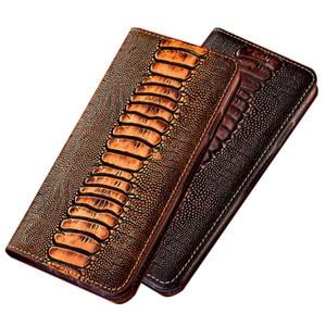 Genuine leather phone bag for Umidigi A9 Pro/Umidigi A7 Pro/Umidigi A7/Umidigi S5 Pro phone case card holder kickstand holster
