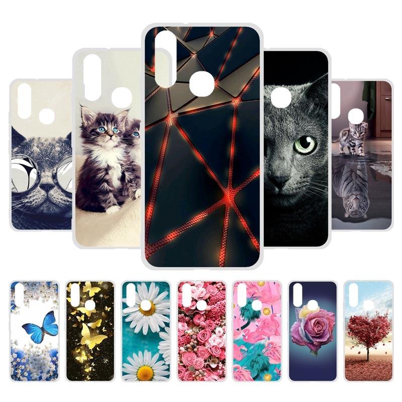 3D DIY Phone Cases For Leagoo M11 S11 Case Silicone Anti-knock Soft TPU Cover For Fundas Leagoo M5 Plus M7 M8 M9 Phone Bumper