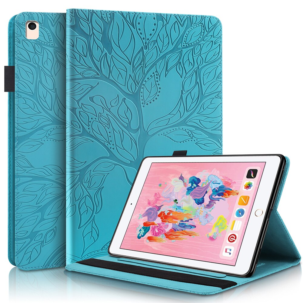 Caso de la tableta para iPad de Ap7 1 2017 2 2018 79 MIni 1 2 3 4 5 102 2019 3 105 Pro 108 11 2020 129 de la cubierta de la Caja