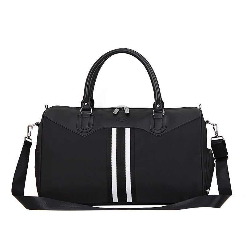 Travel Bag for Men and Women Large Capacity Duffel Bag Waterproof Luggage Sports Fitness HandBag wit