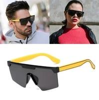 jackjad 2020 fashion cool square shield style top sunglasses men women ins popular brand design sun glasses oculos de sol 95216